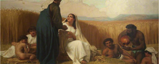 Boaz of Bethlehem <br>(A tale of Romance and Redemption)