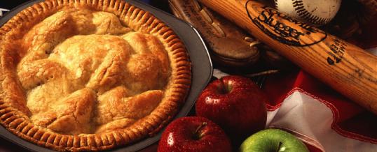 Motherhood and Apple Pie!