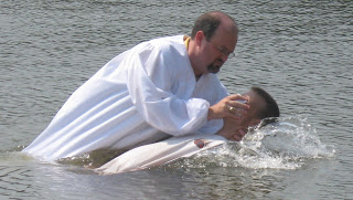 "BAPTISM: ""For the Forgiveness of Sin"""