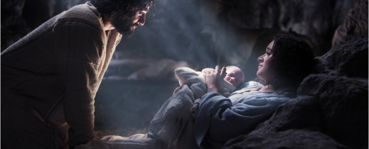 Joseph of Nazareth <br>(A Righteous Man)