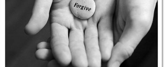 Great Moments in Forgiveness