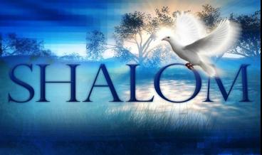 Shalom, Shalom!