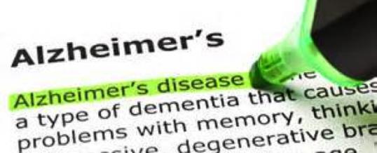 Spiritual Alzheimer's